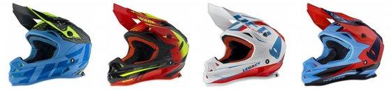 UFO MX Helmen