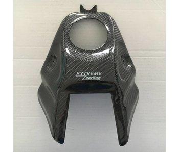 Carbon tank cover TM Racing MX/EN 125/144/250/300 2008-2014