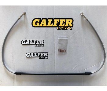 Galfer Bremseleitung Vorne TM MX (98-..)