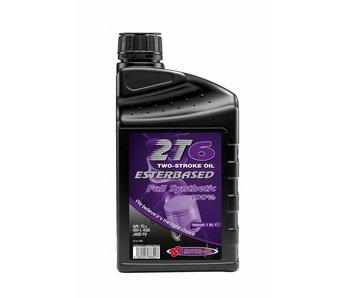 BO Motor Oil BO Oil 2T6 Ester Based - 1 Liter