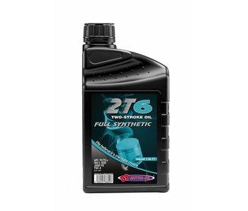 BO Motor Oil BO Oil 2T6 Full Synthetic - 1 Liter