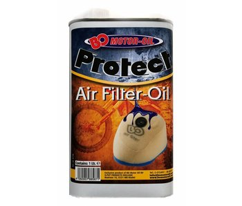 BO Motor Oil Protect Air Filter Oil - 1 Liter