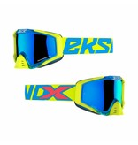 "EKS Brand ""EKS-S"" Flo Yellow/Cyan/Fire red"