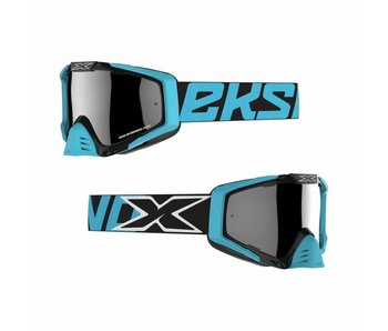 "EKS Brand ""EKS-S"" Black/ Ice Blue"