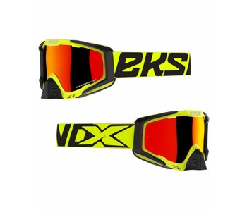 "EKS Brand ""EKS-S"" Flo Safety/Yellow/ Black"