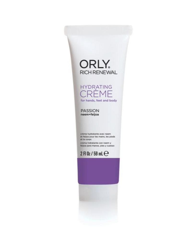 ORLY Rich Renewal Passion Hydrating creme 59 ml