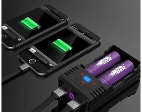 Batteries/Coils/Accessories
