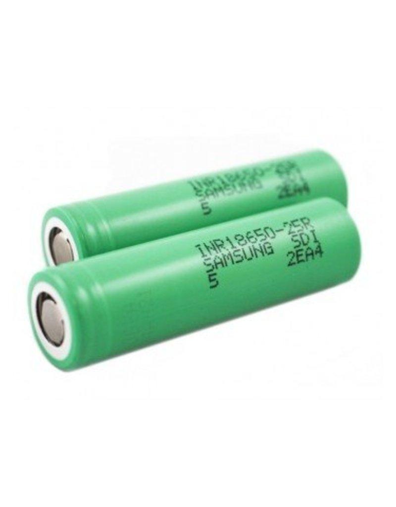 Samsung Samsung 25r 18650 Battery