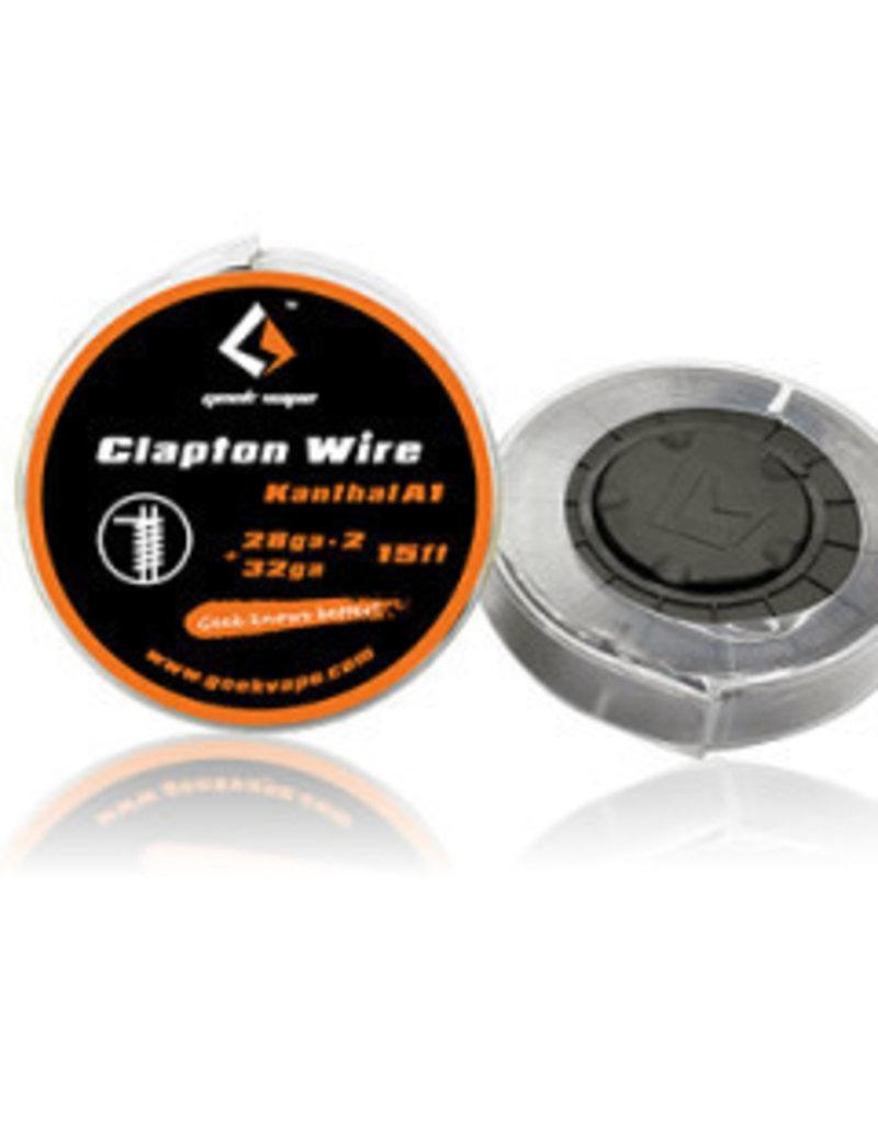 GEEK VAPE Geek Vape Twisted Clapton Wire