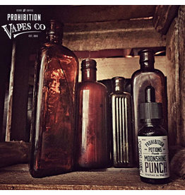 Prohibition Vapes Moonshine Punch 20ml 3mg