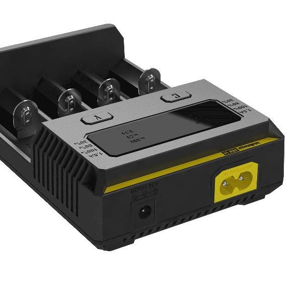 Nitecore New intellicharger i4