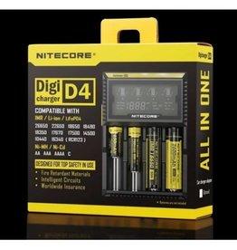 Nitecore Nitecore D4 DigiCharger