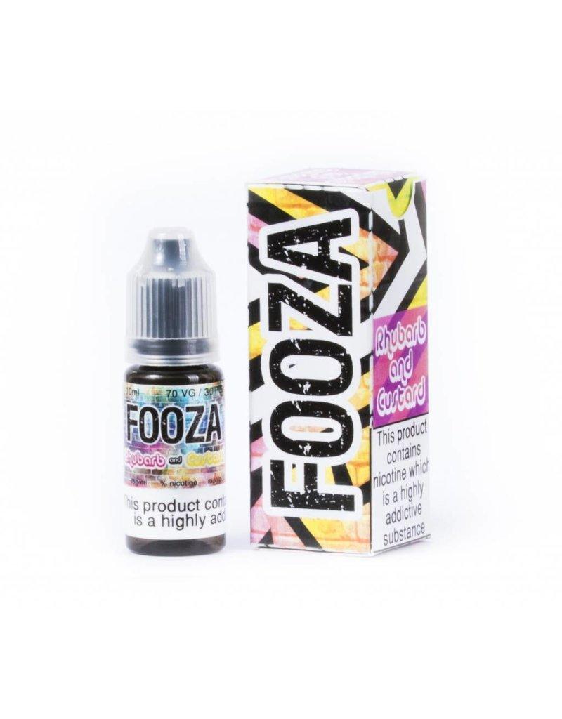 Fooza Fooza Rhubarb and Custard