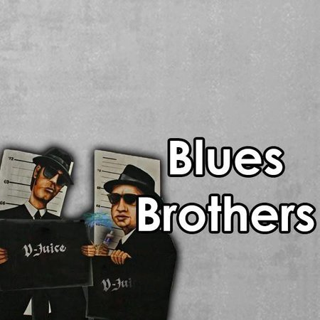 vjuice Blues Brothers 10ml MAX VG