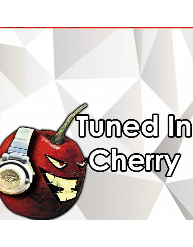 vjuice Tuned in Cherry 10ml MAX VG