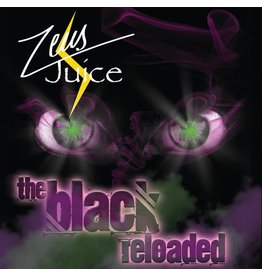 Zeus Juice The Black Reloaded 10ml 80/20