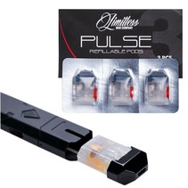 Pods for Limitless Pulse Starter Kit - 3pk
