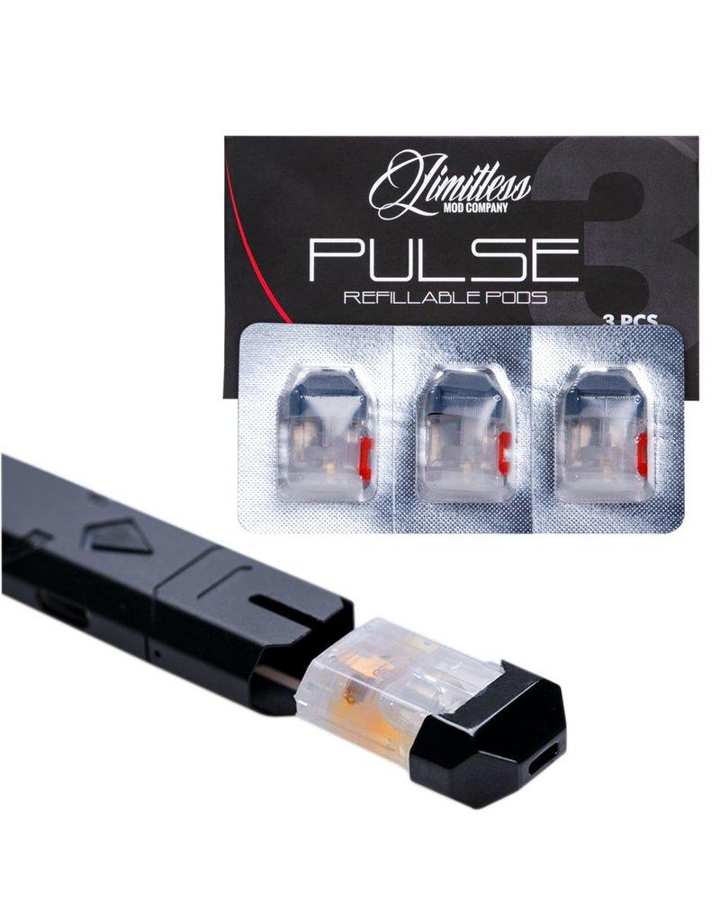 Limitless Pods for Limitless Pulse Starter Kit - 3pk