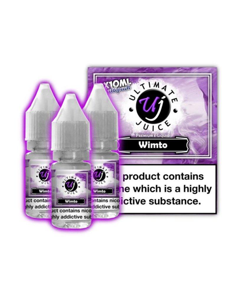 Ultimate Juice Ultimate Juice Wimto 3 x 10ml Multipack