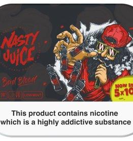 Nasty Juice Nasty Juice Bad Blood 5x10mls 3mg