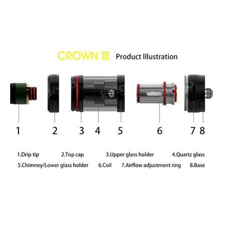Uwell Uwell Crown 3 Mini