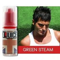 T-juice Green Steam 10ml