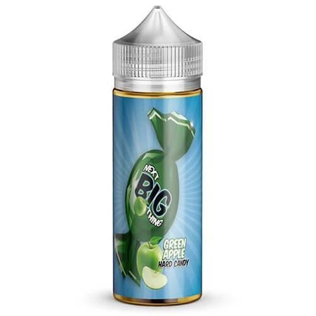 Next Big Thing Green Apple Hard Candy By Next Big Thing E Liquid