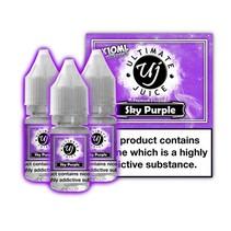 Ultimate Juice Sky Purple 3 x 10ml Multipack