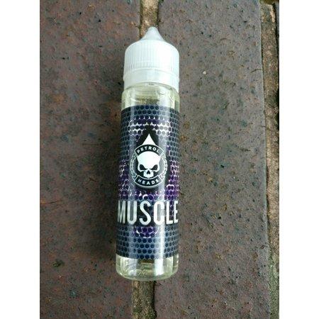 Petrol Heads Muscle (50ml 0mg)