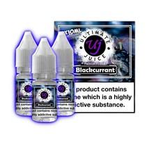 Ultimate Juice Blackcurrant 3 x 10ml Multipack
