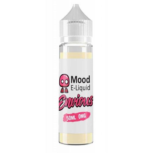 Mood Eliquid Mood Envious (free nic shot)