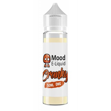 Mood Eliquid Mood Cranky (free nic shot)