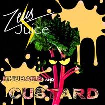 Rhubarb and Custard 50ml 80/20 0mg shortfill