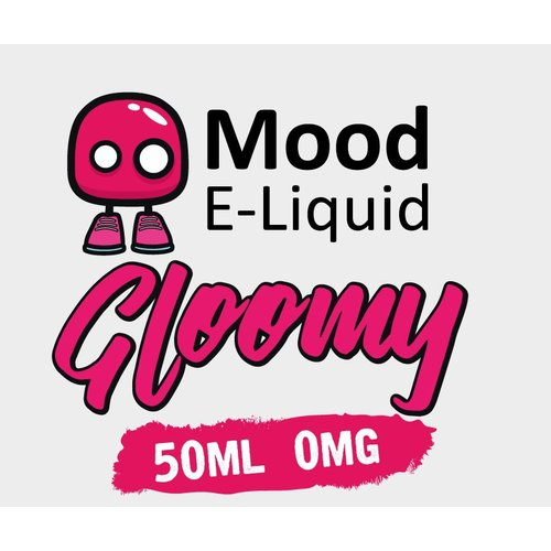 Mood Eliquid Mood Gloomy (free nic shot)