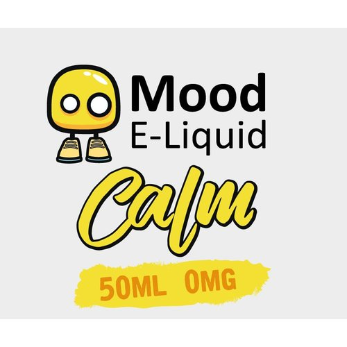 Mood Eliquid Mood Calm (free nic shot)