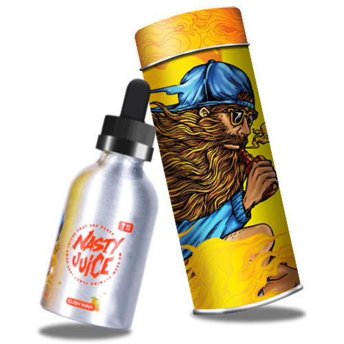 Nasty Juice Cush Man By Nasty Juice 50ml 0mg
