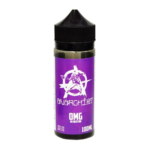 Anarchist Anarchist Purple 100ml 0mg