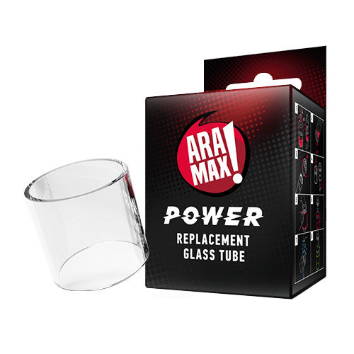 Aramax Power Spare Glass