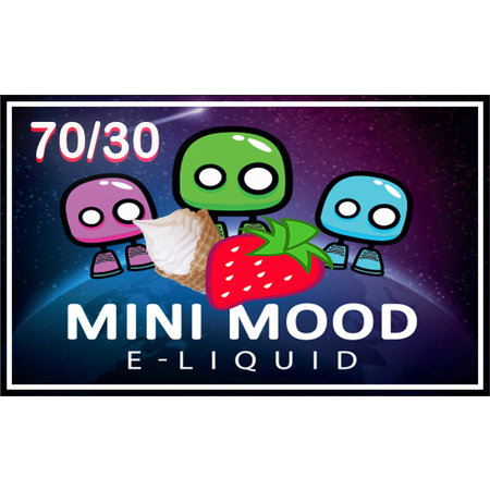 mini mood Strawberry Cream Whirl  HVG Mini Mood
