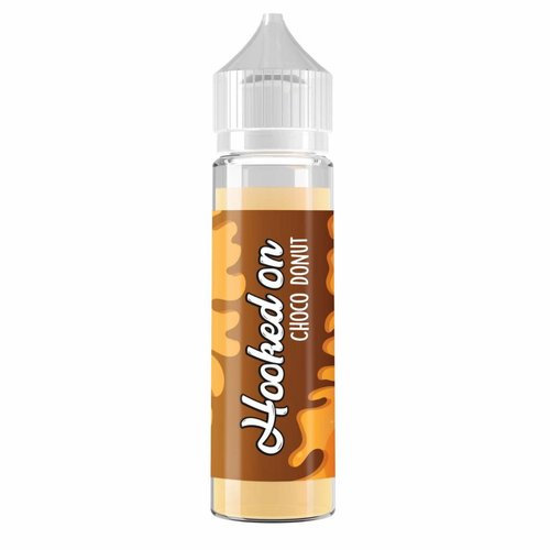 Mood Eliquid Hooked On Choco Donut (free nic shot)