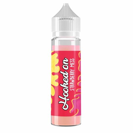 Mood Eliquid Hooked On Strawberry Mess