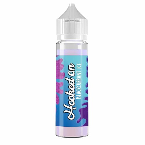 Mood Eliquid Hooked On Blackcurrant Ice (free nic shot)