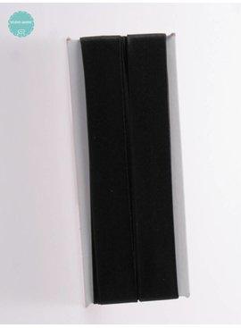 Fillawant Biaisband Satijn Zwart - 520