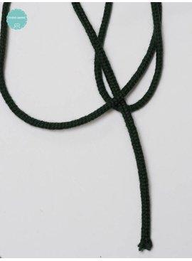 Koord 3 mm - Donker Groen 0,40€ p/m