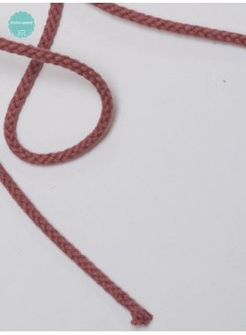 Koord 3 mm - Oud Roze - 0,40€ p/m