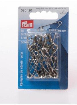 Prym Veiligheidsspelden Zilver - 27 mm