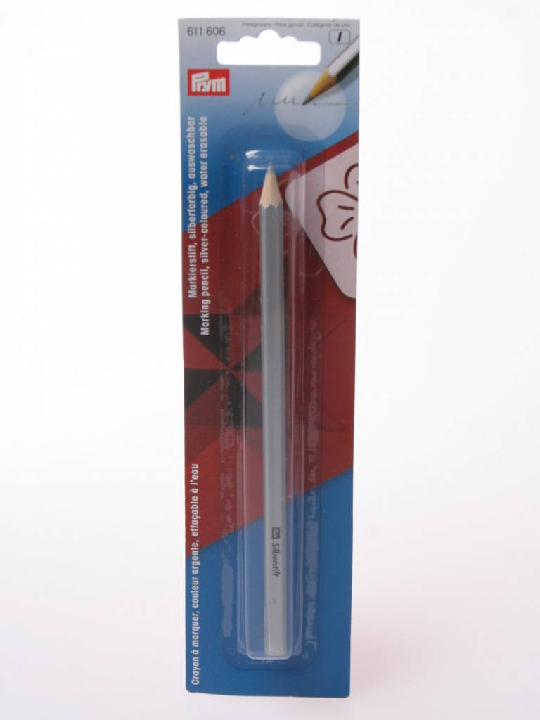 Prym Textiel Markering - Markeer Potlood Grijs