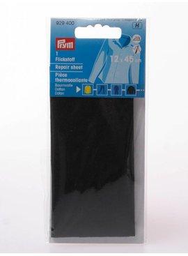 Prym Hersteldoek - Zwart - Katoen