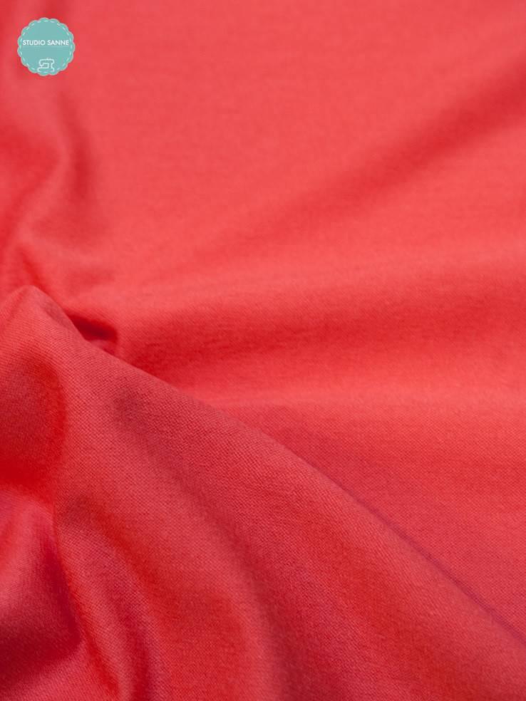 Editex Tricot - Oranje Roze - 14,00 Euro Per Meter