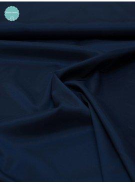 12,50€ p/m - Marine Blauw - Elastische Voering